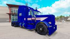 Jarco Transport skin for the truck Peterbilt 389 for American Truck Simulator