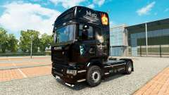 Joker skin for Scania truck for Euro Truck Simulator 2