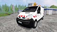 Renault Trafic ECV