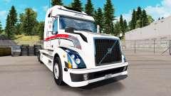 Volvo VNL 670 v1.2 for American Truck Simulator