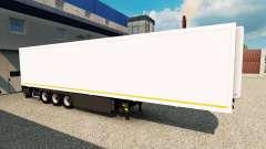 Semi-trailer SR2 the Futura EN for Euro Truck Simulator 2
