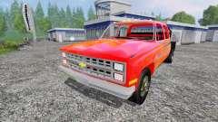 Chevrolet Silverado 1984