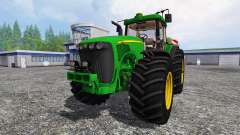 John Deere 8520 for Farming Simulator 2015