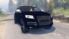 Audi Q7 v3.0 for Spin Tires