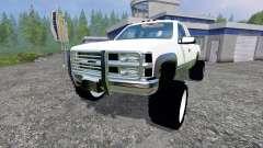 Chevrolet Silverado 1996 v1.1