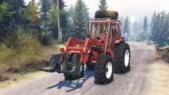 MTZ-82 for Spin Tires