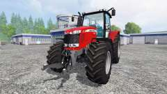 Massey Ferguson 7718 for Farming Simulator 2015