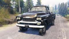Chevrolet Apache for Spin Tires