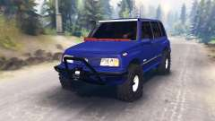 Suzuki Grand Vitara for Spin Tires