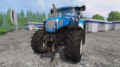 New Holland T7.310 BluePower