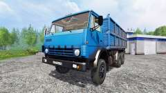 KamAZ-55102 for Farming Simulator 2015