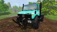 Mercedes-Benz Unimog U1600 for Farming Simulator 2015