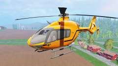 Eurocopter EC145 MedEvac