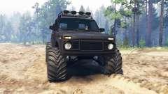 VAZ-21213 Niva for Spin Tires