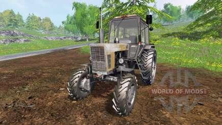 MTZ-102 [turbo] for Farming Simulator 2015