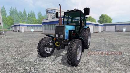 MTZ-1025 [collection] v2.0 for Farming Simulator 2015
