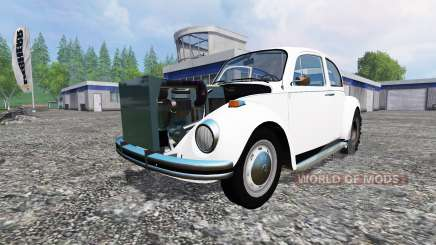 Volkswagen Beetle 1973 [dragster] for Farming Simulator 2015