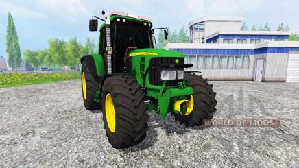 John Deere 6620 v3.0 for Farming Simulator 2015