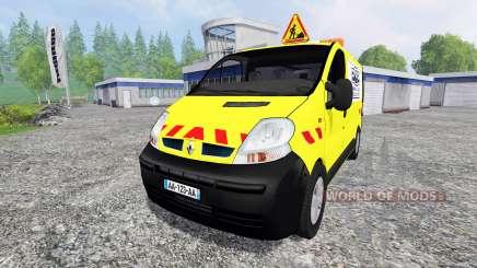 Renault Trafic [Pieter vd Linde] for Farming Simulator 2015