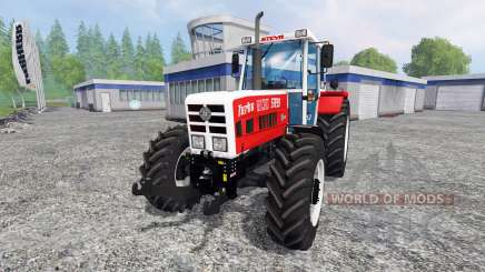 Steyr 8130A Turbo SK2 for Farming Simulator 2015