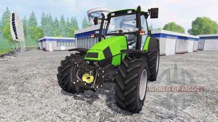 Deutz-Fahr Agrotron 120 Mk3 FL [washable] for Farming Simulator 2015