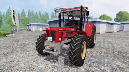 Schluter Super 1500 TVL [modified] for Farming Simulator 2015