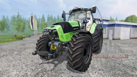 Deutz-Fahr Agrotron 7250 TTV v5.0 for Farming Simulator 2015
