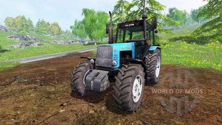 MTZ-1221 Belarus SAREx for Farming Simulator 2015