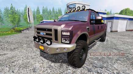 Ford F-250 [kingranch] for Farming Simulator 2015