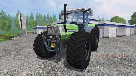 Deutz-Fahr AgroStar 6.81 v1.2 for Farming Simulator 2015
