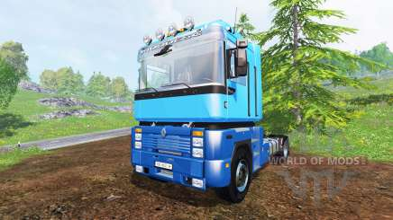 Renault Magnum for Farming Simulator 2015