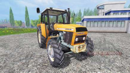 Ursus 914 Turbo [zolte] for Farming Simulator 2015