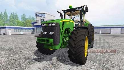 John Deere 8130 for Farming Simulator 2015