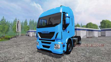 Iveco Stralis Hi-Way v1.5.1 for Farming Simulator 2015