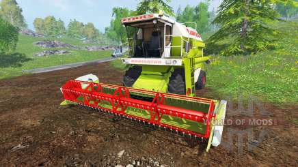 CLAAS Dominator 108SL [non-advanced] for Farming Simulator 2015