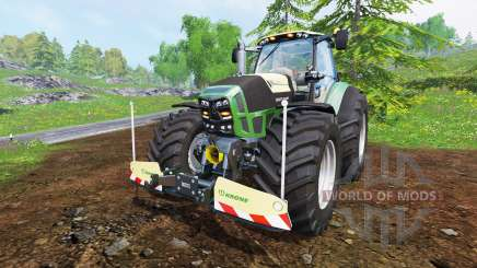 Deutz-Fahr Agrotron 7250 Warrior v9.0 for Farming Simulator 2015
