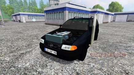 Opel Astra F Caravan [dragster] for Farming Simulator 2015
