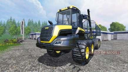 PONSSE Buffalo [autoload] v2.0 for Farming Simulator 2015