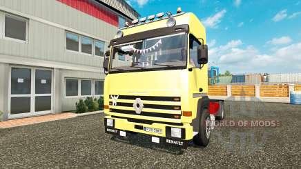Renault Major for Euro Truck Simulator 2