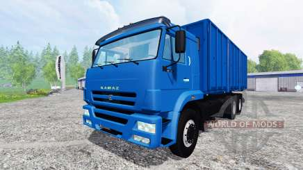 KamAZ-65117 for Farming Simulator 2015
