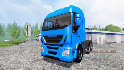 Iveco Stralis Hi-Way v1.5 for Farming Simulator 2015