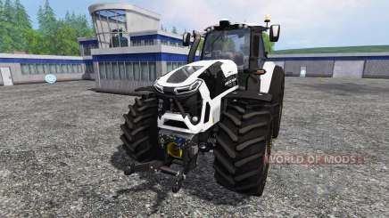 Deutz-Fahr 9340 TTV v2.0 for Farming Simulator 2015