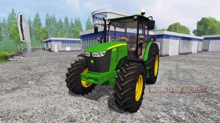John Deere 5085M [washable] for Farming Simulator 2015