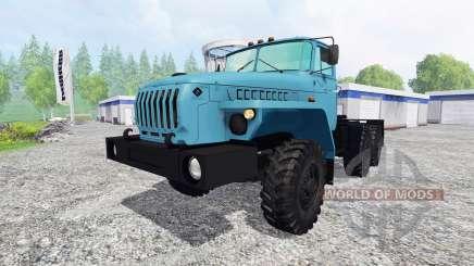 Ural-4320-1921-60M v0.5 for Farming Simulator 2015