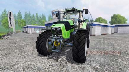 Deutz-Fahr Agrotron 7210 TTV v5.1 for Farming Simulator 2015