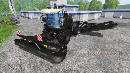 Krone Big M 500 [black] v1.2 for Farming Simulator 2015