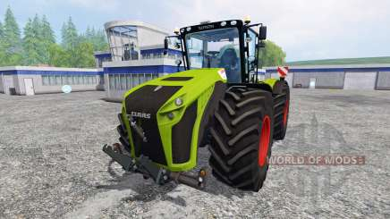 CLAAS Xerion 5000 for Farming Simulator 2015