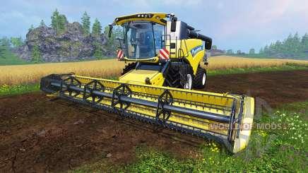 New Holland CR9.80 for Farming Simulator 2015