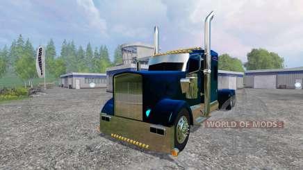Peterbilt 379 for Farming Simulator 2015