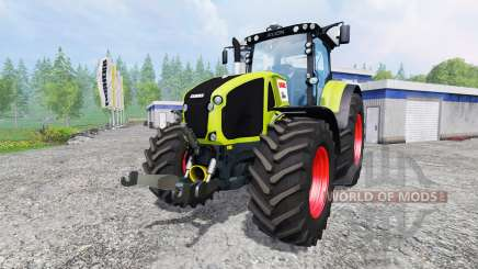 CLAAS Axion 950 Pro for Farming Simulator 2015